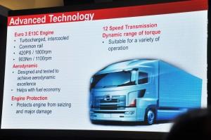 Hino SR1E 700 Series 6x2_Launch_Presentation_Malaysia