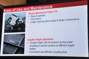 Hino 700 Series_SR1E_6x2 Prime Mover_Truck_Ease Of Use_Maintenance_Malaysia