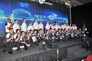 Mercedes-Benz Skills Competition_SEA II_2018_Malaysia