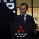 Mitsubishi Motors Malaysia_Tomoyuki Shinnishi_CEO_Mitsubishi Triton Launch_2019