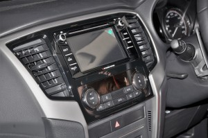 Mitsubishi Triton_Touchscreen Entertainment Unit_Malaysia