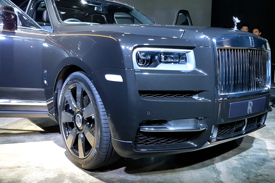 Rolls Royce Cullinan Launched In Malaysia Autoworld Com My