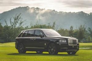 Rolls-Royce Cullinan_Outdoor_Malaysia