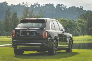 Rolls-Royce Cullinan_Rear View_Malaysia