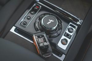 Rolls-Royce Cullinan_Spirit Of Ecstasy Controller_Bespoke Key_Malaysia