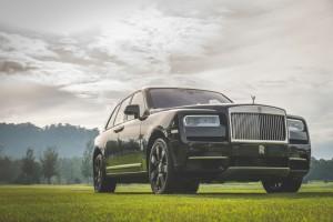Rolls-Royce Cullinan_Malaysia_Outdoor Shot