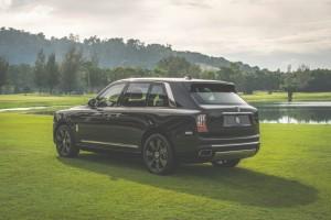 Rolls-Royce Cullinan_SUV_Rear_Malaysia