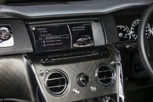 Rolls Royce Cullinan_Touchscreen_Malaysia