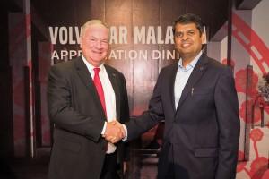 Volvo Car Malaysia_Lennart_Stegland_and_Nalin_Jain_Managing Director_2019