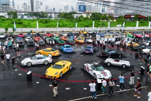 Porsche Asia Pacific_Sportscar Together Day_Bangkok_Thailand