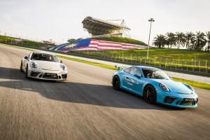 Porsche 911 GT3_Sepang_Malaysia_Porsche Asia Pacific