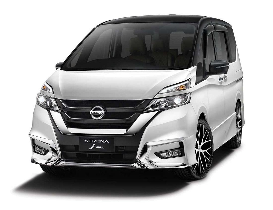 Nissan Serena J Impul Available In Malaysia Autoworld Com My