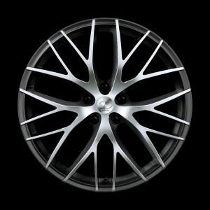 Nissan Serena J IMPUL_18-inch IMPUL Millennium Alloy Wheel in Black and Polished Finish_Malaysia