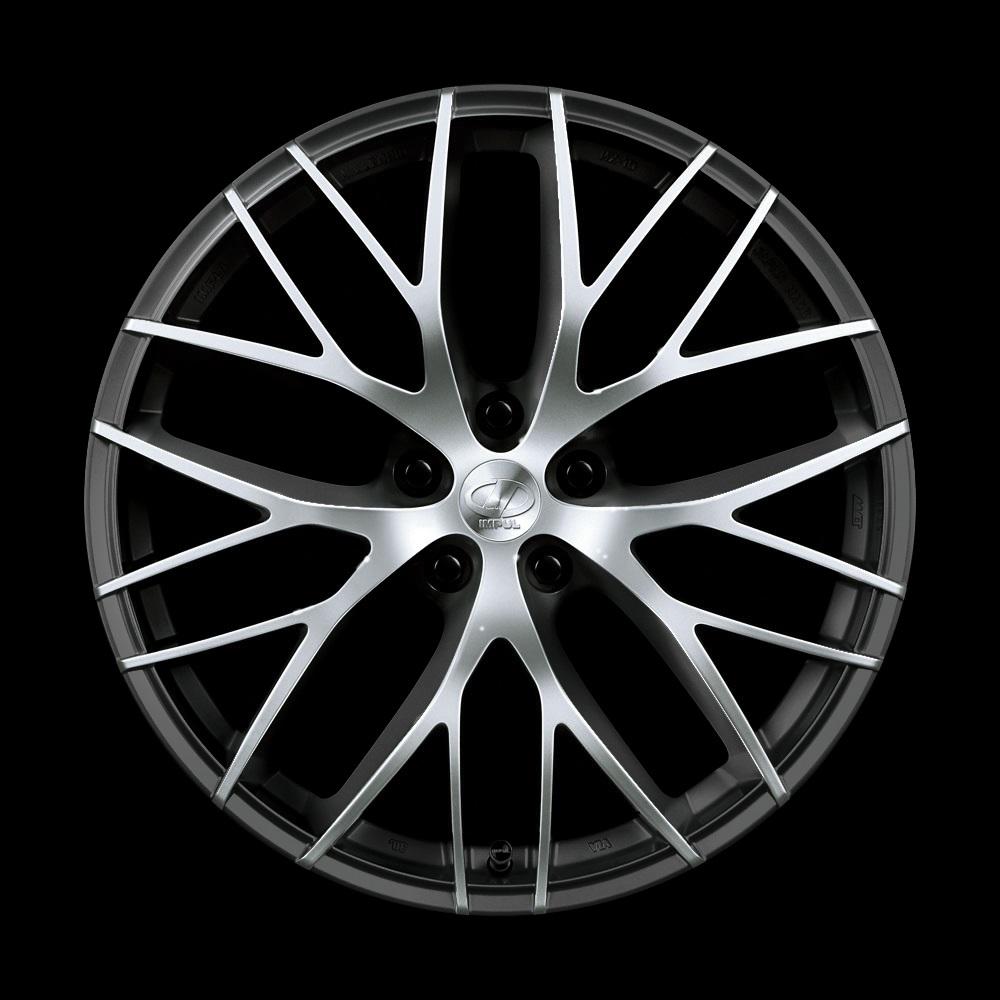 Nissan Serena J Impul 18 Inch Impul Millennium Alloy Wheel In Black And Polished Finish Malaysia Autoworld Com My