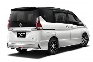 Nissan Serena J IMPUL_Rear_Edaran Tan Chong Motor_Malaysia