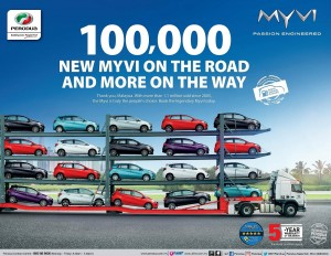 Perodua Myvi_100k Milestone_Malaysia_2019