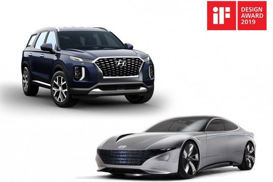 Hyundai Motor Company Wins More iF Design Awards