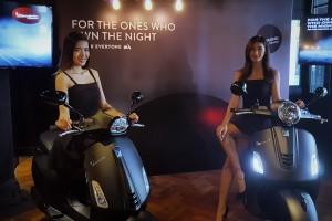 Vespa Notte Edition_GTS Super 300_Sprint 150 i-Get ABS_Launch_Malaysia