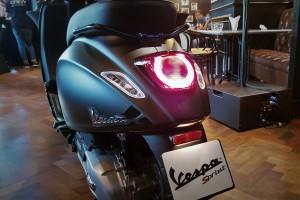Vespa Notte Sprint 150_Rear Light_Malaysia