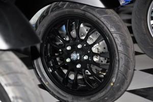 Vespa Notte Sprint 150_Front Wheel Design_Malaysia