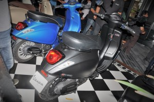 Vespa Notte Sprint 150_Rear View_Malaysia