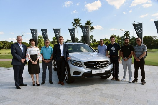 Mercedes-Benz Malaysia Expects 1,000 Participants At MercedesTrophy Golf Tournament