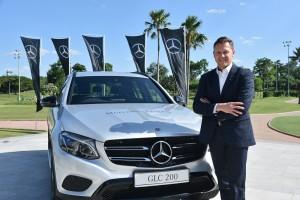 MercedesTrophy 2019_Mercedes-Benz Malaysia_Dr Claus Weidner_GLC 200