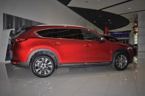 Mazda CX-8_Preview_Side_Malaysia