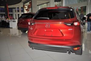 Mazda CX-8_Rear_Preview_Malaysia