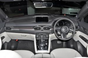 Mazda CX-8_Dashboard_Malaysia_Preview