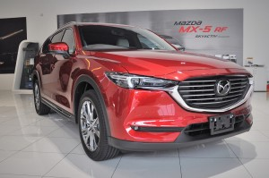 Mazda CX-8_Preview_Malaysia_Front View