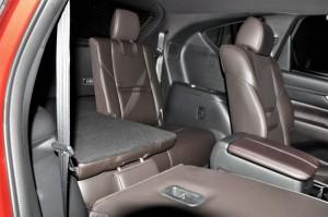 Mazda CX-8_Rear Seats_Malaysia_Preview