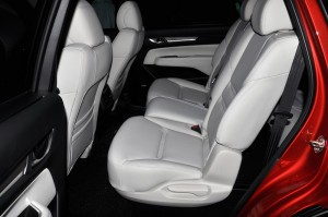 Mazda CX-8_2nd Row Seat_Bench_7 Seater_Malaysia_Preview