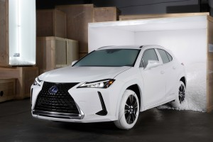 2019 Lexus UX_Sole Of The UX_Tyres_John Elliot Design_Bespoke_Crossover