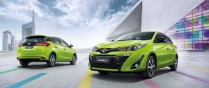 Toyota Yaris_G+_Exterior_Thailand