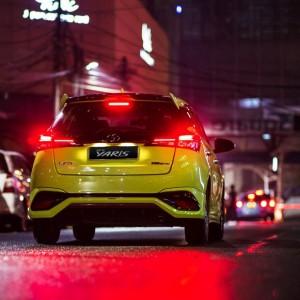 Toyota Yaris_Rear_TRD Sportivo_Night
