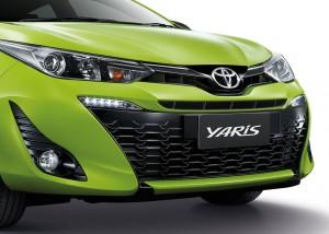 Toyota Yaris_Front