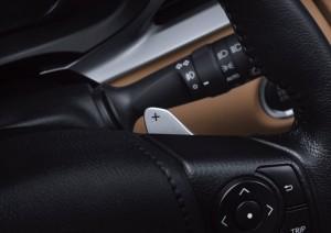 Toyota Yaris_Paddle Shift_Steering Wheel