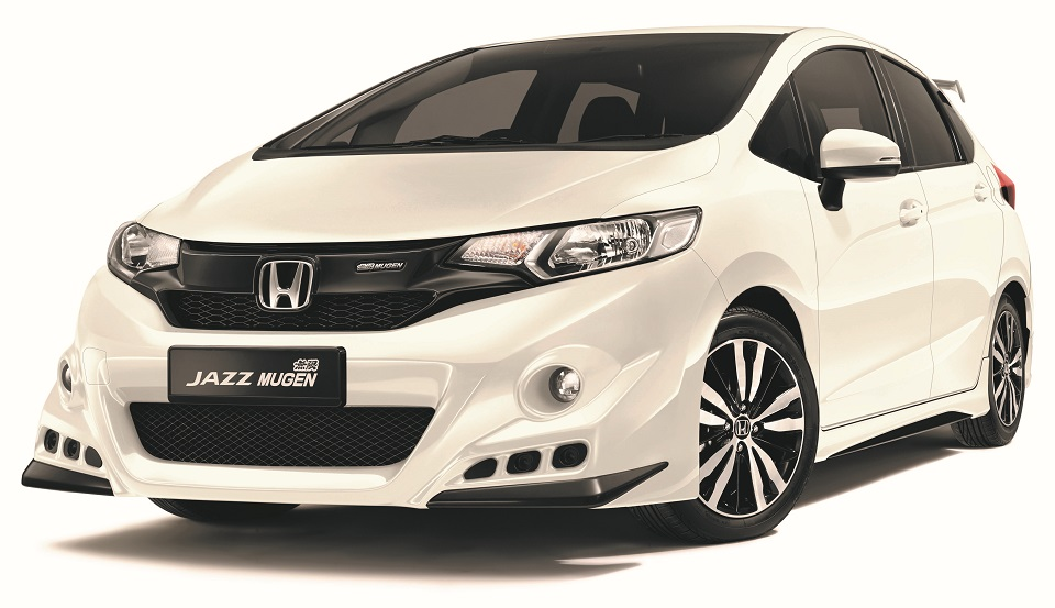 Only 300 Units Each Of Honda Jazz Mugen And Br V Special Edition Is