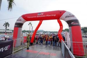 Toyota Gazoo Racing (TGR) Racing Festival_Batu Kawan_Penang_Toyota Vios Challenge_Round 3_Malaysia_2019