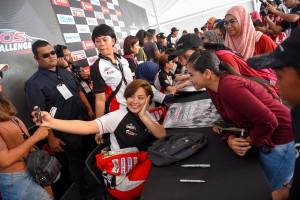 Toyota Gazoo Racing_Racing Festival_Janna Nick_Malaysia