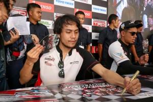 Toyota Gazoo Racing_TGR_Akim Ahmad_Vios Challenge_Malaysia