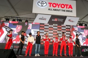 Toyota Vios Challenge_Promotional Class_Celebrities_Malaysia_Toyota Gazoo Racing