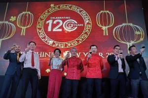 Cycle & Carriage Bintang_Lunar New Year_120 Years