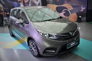 Proton Iriz 2019_1.3 Executive_Facelift_Malaysia