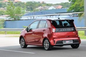 Proton Iriz_2019 Facelift_Rear_Malaysia_Preview