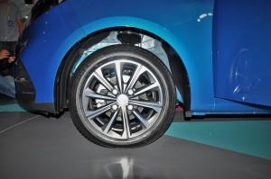 Proton Iriz 2019_New Rotor Blade Alloy Wheel Design_Malaysia