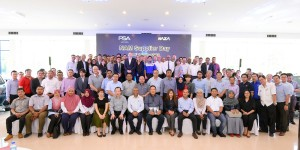 Groupe PSA and Naza Automotive Manufacturing Sdn Bhd (NAM)_Supplier Day_Gurun_Kedah