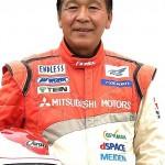 Two-time Dakar Rally Champion, Hiroshi Masuoka - Mitsubishi Motors