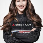 Malaysia Motorsports Athlete, Leona Chin - Mitsubishi Motors Malaysia